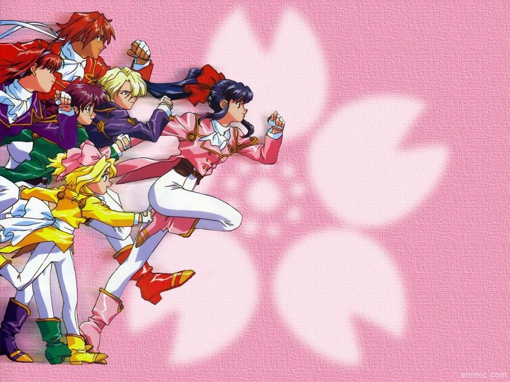 La Galerie De Sakura Wars